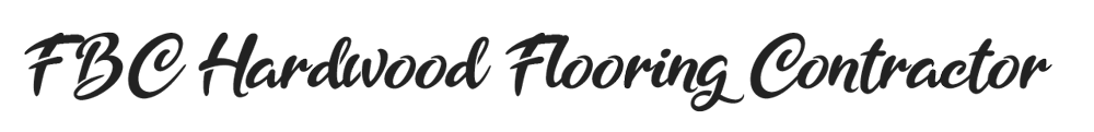 FBC hardwood flooring contractor